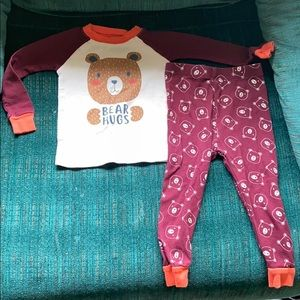 Excellent used condition pajama set